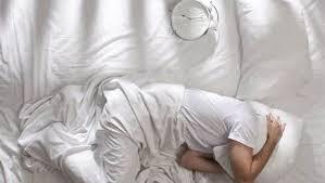 ansia e difficoltà a dormire 1