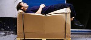 come dormire senza cuscino