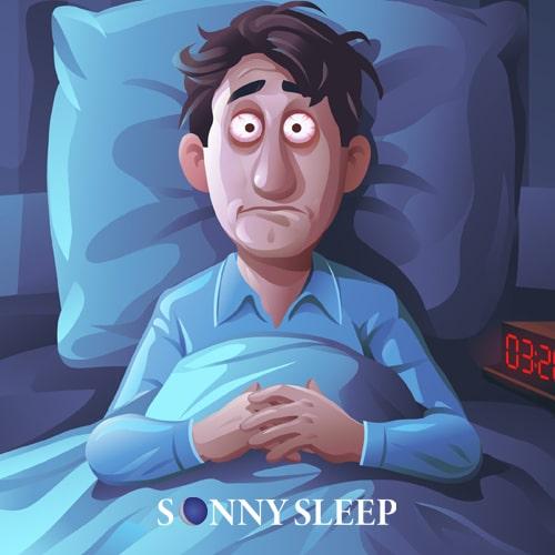Disturbi del sonno: 2 consigli