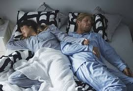 dormire insieme fa bene