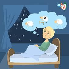 mancanza di sonno sintomi