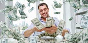 sognare soldi di carta
